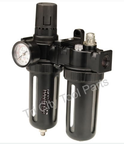 PA210400AV  Filter / Regulator / Lubricator 3/8