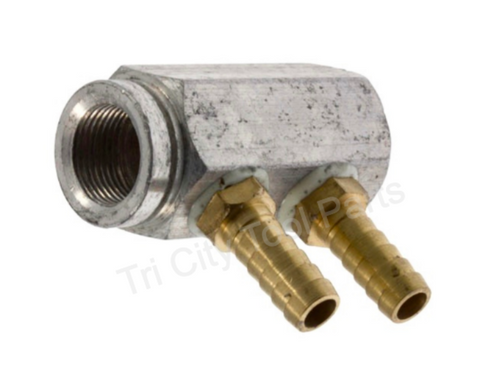 28739 Nozzle Adaptor  Mr. Heater Heat Star & Enerco Heaters125K - 210K  2005 & Up