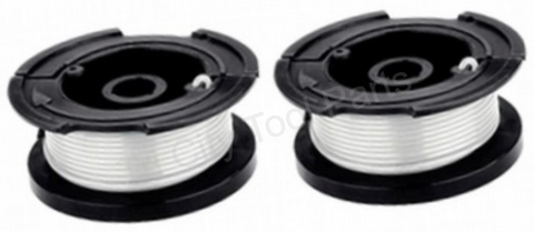 242885-01 Black & Decker Trimmer Replacement Spool W/ Line  2 PACK