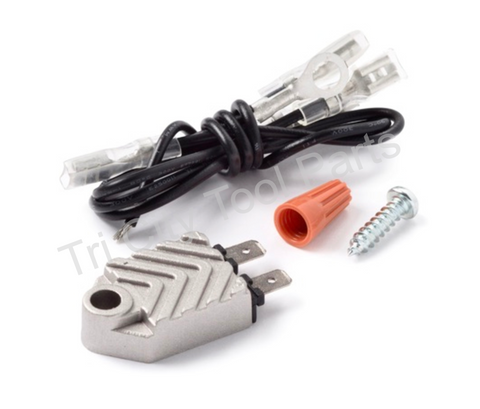 Universal Electronic Ignition Module For Small Engines - Replaces the Points
