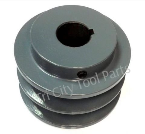 006-0157 Air Compressor Motor Drive Pulley  2BK28 7/8
