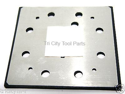 151284-00SV  Sander Pad & Backing Plate  DeWalt / Black & Decker / Porter Cable