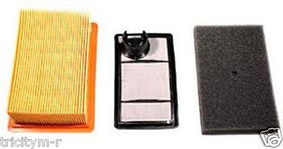 42231410300 Stihl TS400 Air Filter Set Replaces 4223-141-0300