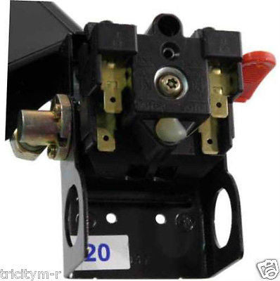 Z Ac 0746 Air Compressor Pressure Switch Porter Cable
