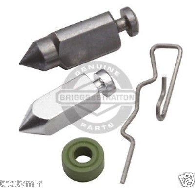 394681 Briggs & Stratton Inlet Needle & Seat Kit  **Genuine OEM Parts**