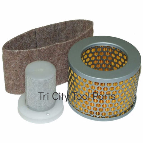 Stihl TS350 Replacement Air Filter Set Replaces 4201-141-0300