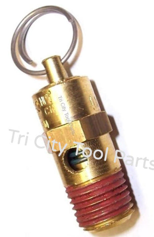 141-1004 Jenny Air Comp Safety Valve