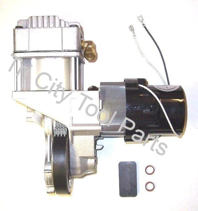 WL212000SJ Campbell Hausfeld Air Compressor Pump / Motor Assembly