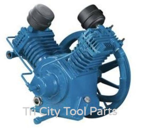 421-1501 Jenny  Compressor Pump 4 Cylinder Single Stage  Emglo W