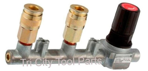 A13369 Porter Cable / Craftsman  Air Compressor Manifold