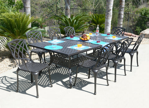 Alex 9pc Dining Set