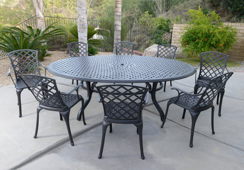 Jackson 9pc Dining Set