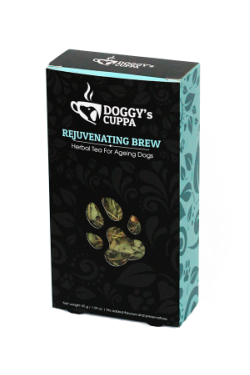 DOGGY'S TEA REJUVENATING BREW