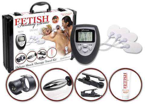 FF Shock Therapy Travel Kit