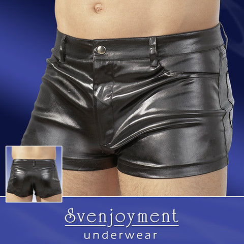 "Men's ""Wetlook"" Shorts"