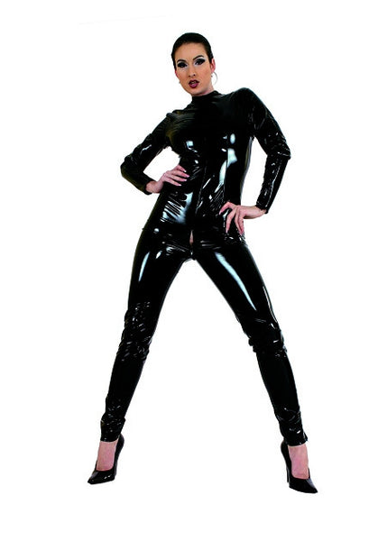pvc full body suit  zippered crotch  u2013 the black room las vegas