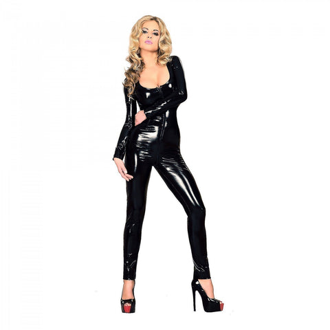 Long Sleeve Datex Catsuit