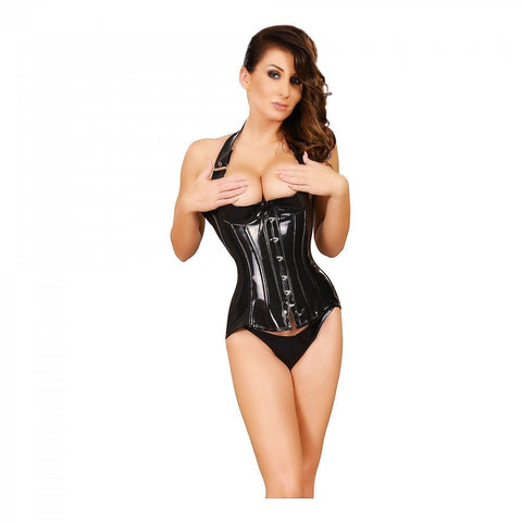 Steel Boned Demi Bra Datex Corset