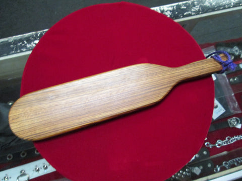 Solid Wooden Paddle 05