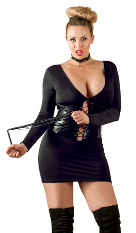 Curvy Domina Outfit