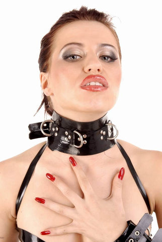 Latex  Posture Style Collar