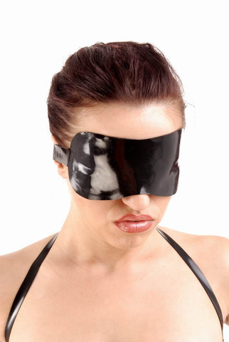 Full Latex Eye Mask
