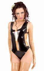 Latex Teddy, One Piece, Two Colors