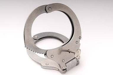 Handcuff No. 19 Stainless Steel