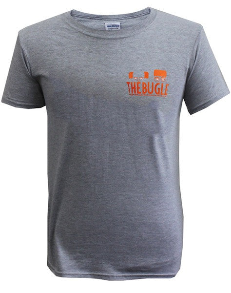 Logo Men's T-Shirt - The Bugle US Store  - 2