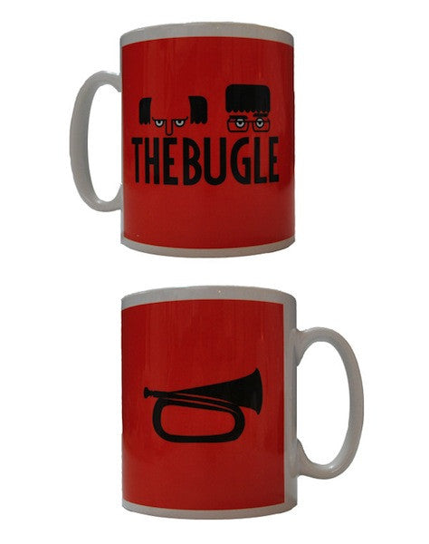 Logo Mug - The Bugle US Store