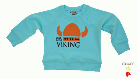 Little Viking Pullover