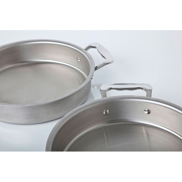 9 Quot Round Stainless Steel Cake Pan 360 Cookware