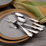Champlin- 45 Piece Set - Flatware 360 Cookware