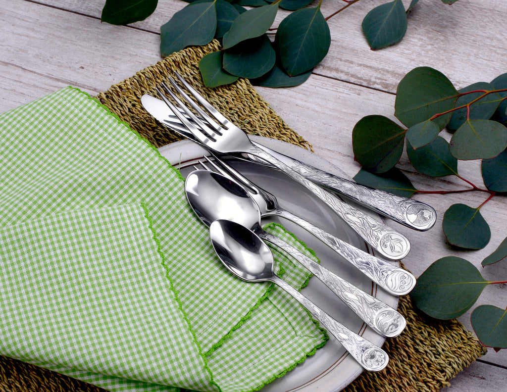 Earth - 45 Piece Set - Flatware 360 Cookware