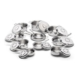 21-Piece Stainless Steel Cookware Set - 360 Cookware 360 Cookware