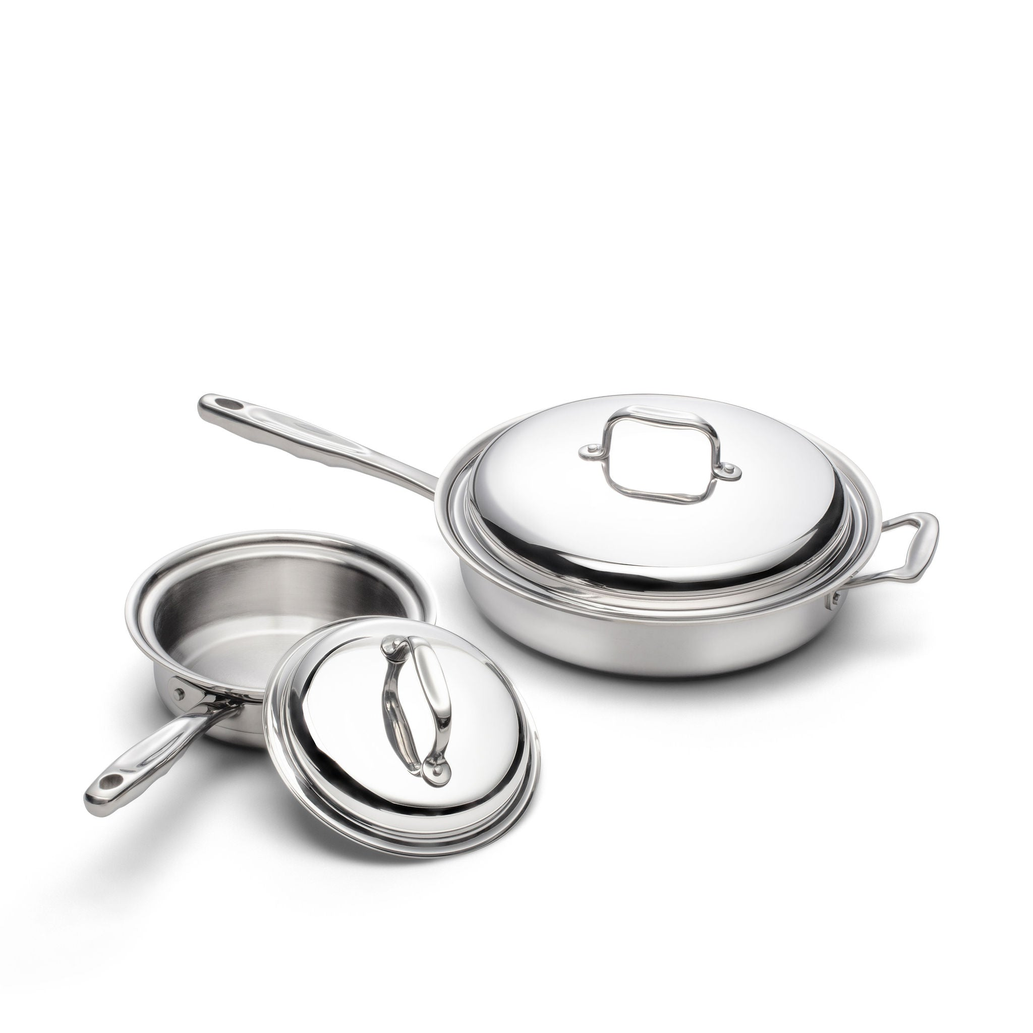 The Essentials Cookware Set