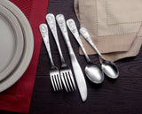 Holidays - 45 Piece Set - Flatware 360 Cookware