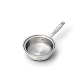 1 Quart Saucepan with Cover - 360 Cookware
