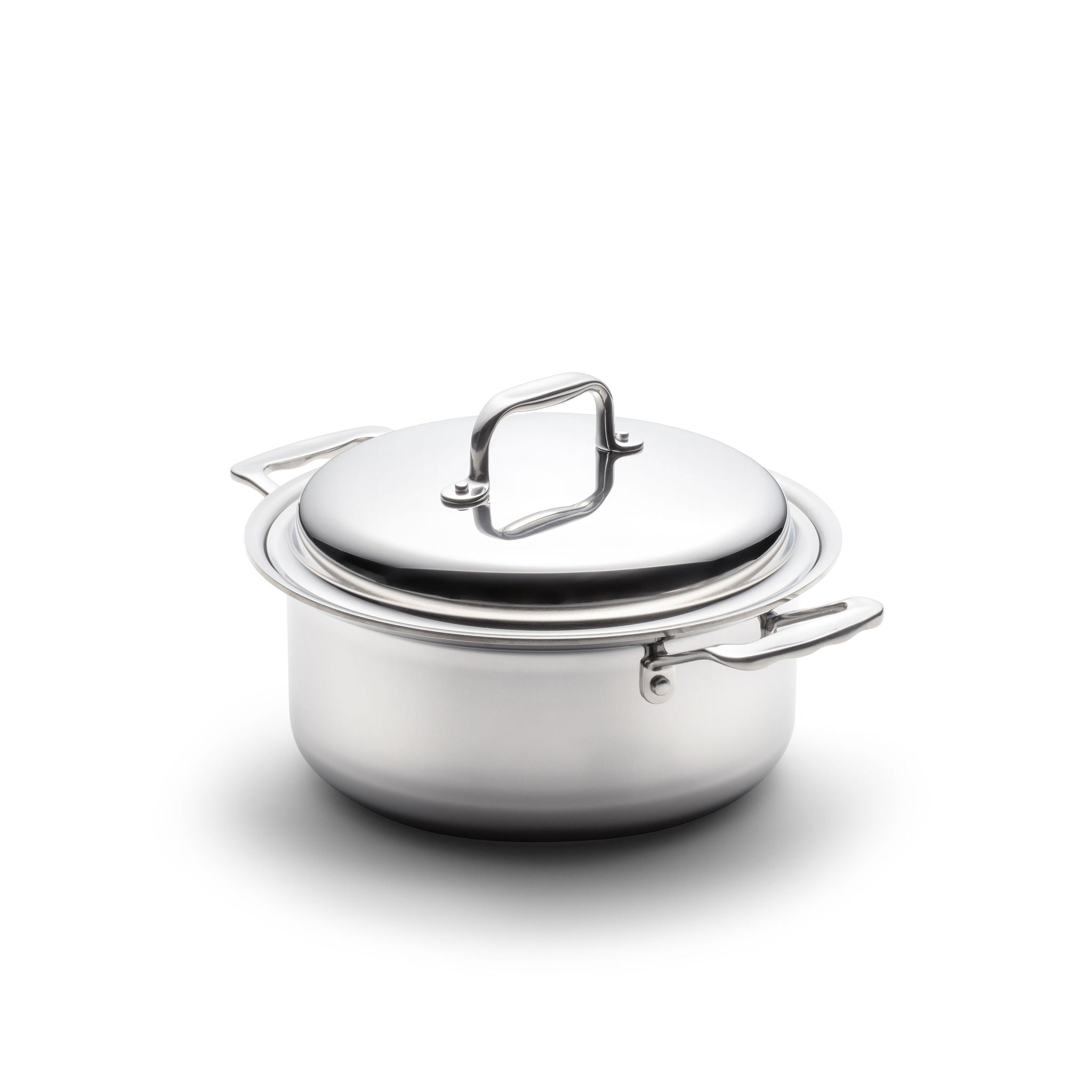 4 Quart Stockpot with Cover