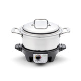 We Care Combo - 4 Quart Gourmet Slow Cooker & 360 Cutter - 360 Cookware 360 Cookware