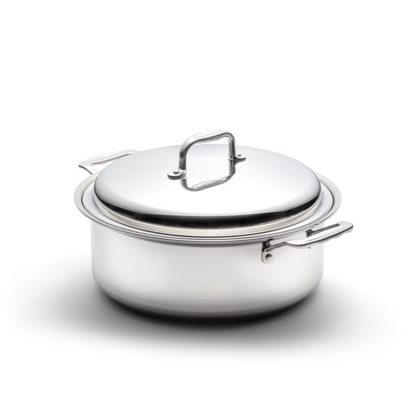 6 Quart Stockpot with Cover - 360 Cookware