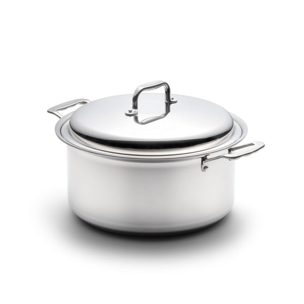 8 Quart Stockpot with Cover - 360 Cookware