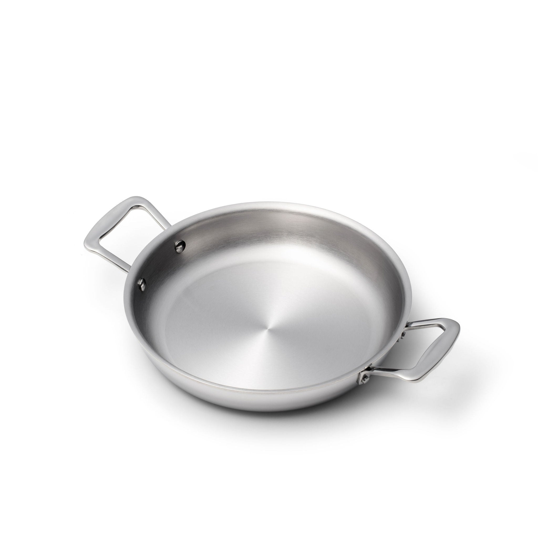 10 Inch Fry Pan with Short Handles