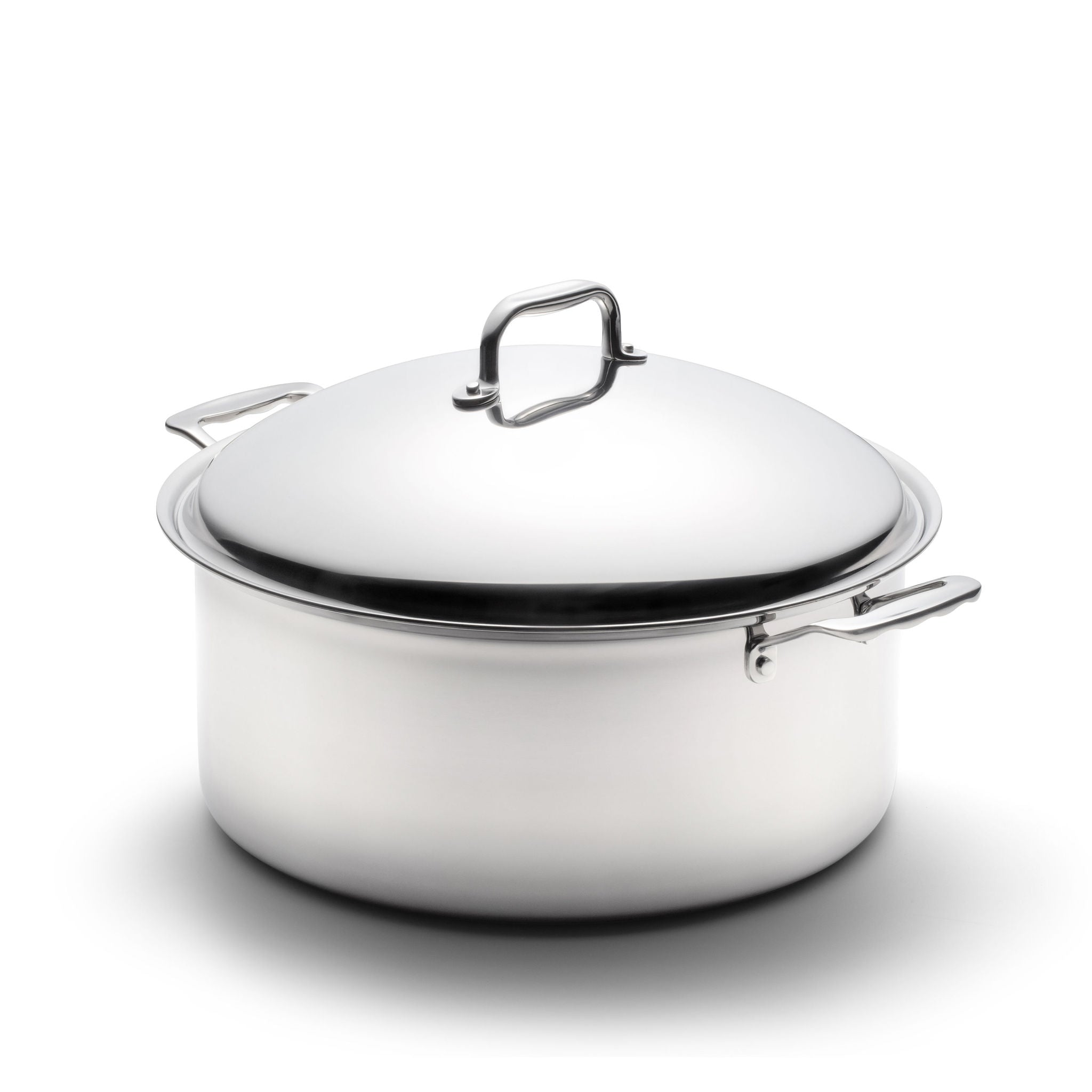 12 Quart Stock Pot with Cover