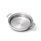 3.5 Quart Sauté Pan with Side Handles - 360 Cookware