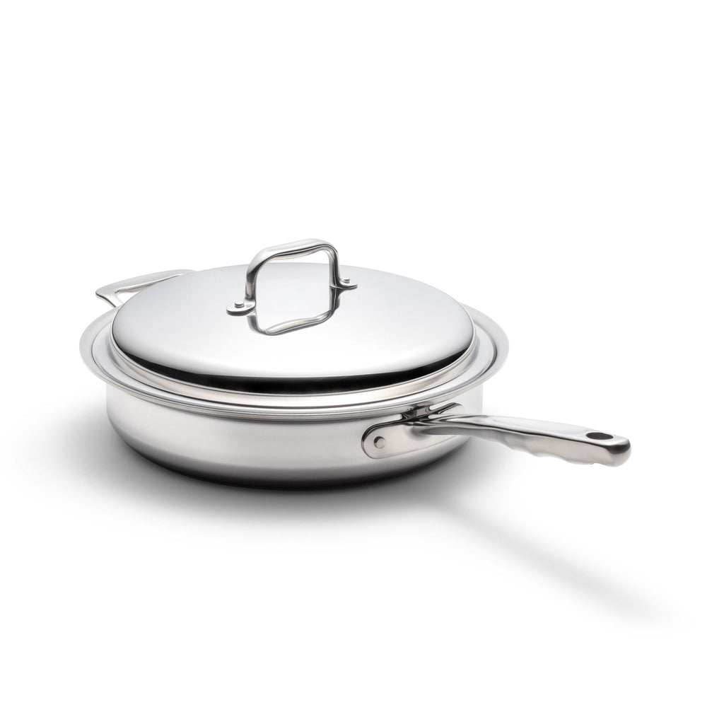 The Essentials Stainless Steel Cookware Set - 360 Cookware 360 Cookware