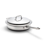 9 Piece Stainless Steel Cookware Set - 360 Cookware