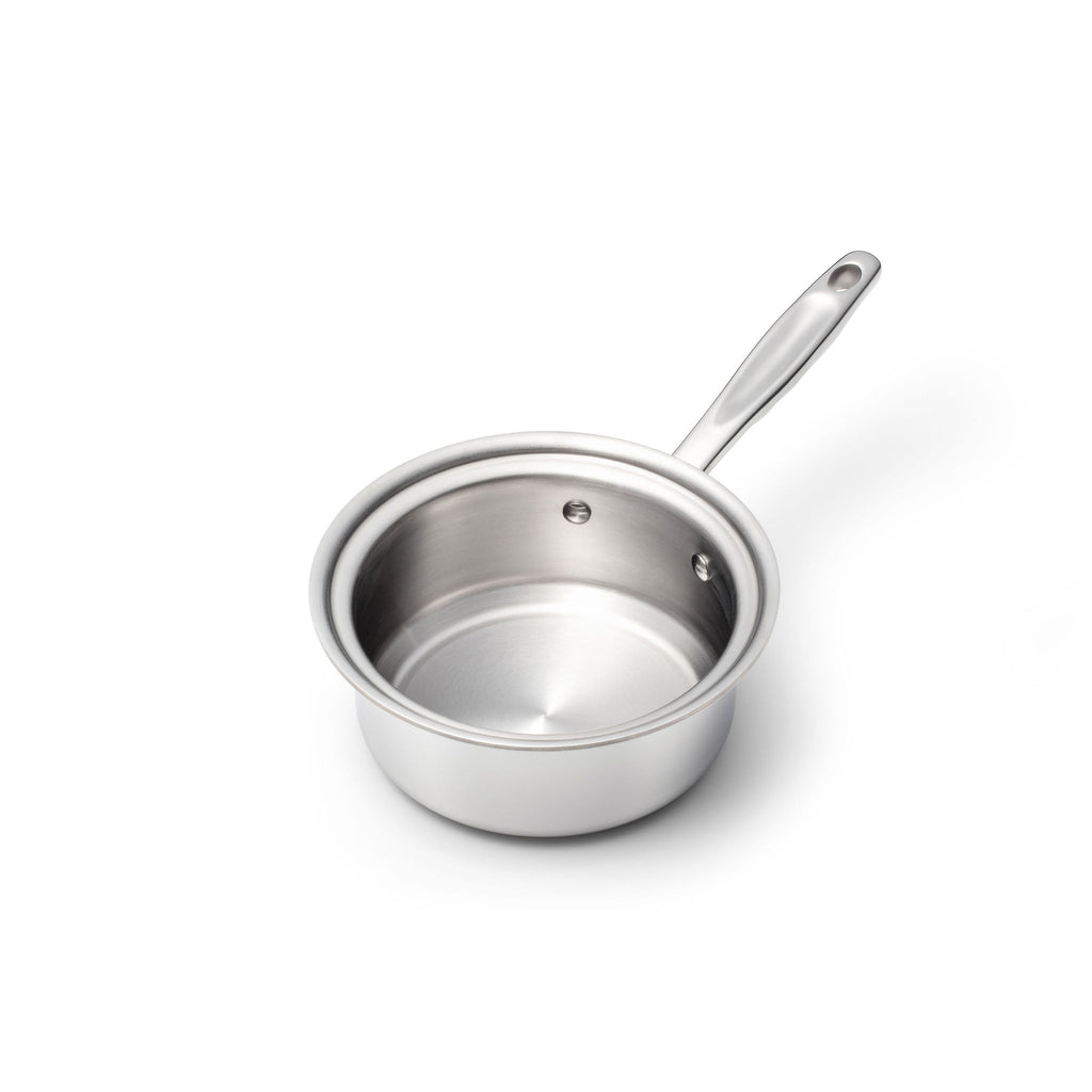 **NEW** 1.75 Quart Saucepan with Cover - 360 Cookware