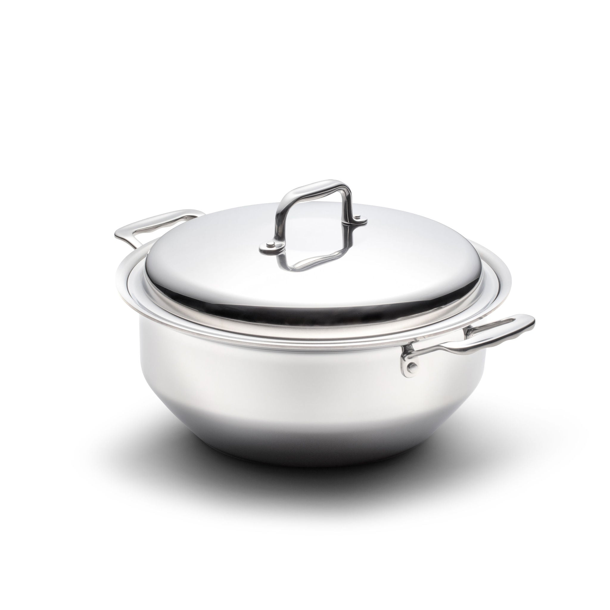 6 Quart Gourmet Stockpot with Cover