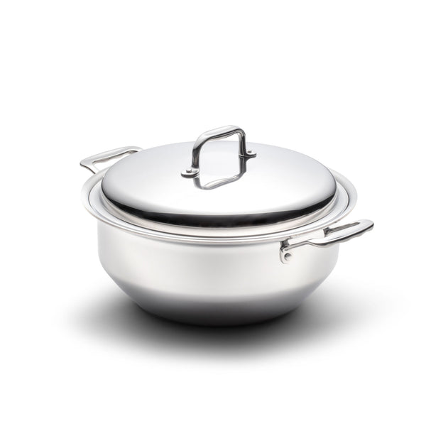 6 Quart Gourmet Stockpot with Cover - 360 Cookware